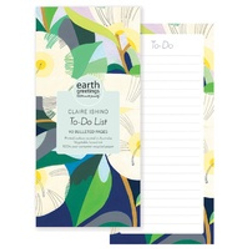Earth Greetings - To do Lists