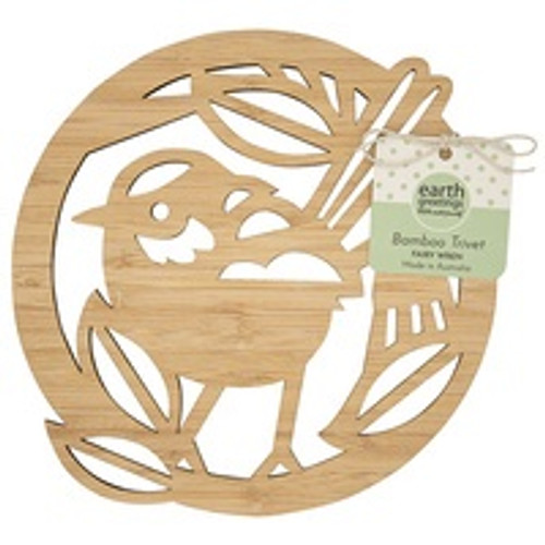 Earth Greetings - Bamboo - Trivets
