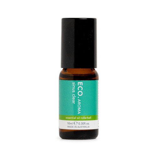 Eco Aroma - Essential Oil - RollerBall - Sinus Clear