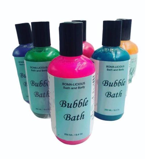 Boma-Licious Bath and Body - Bubble Baths