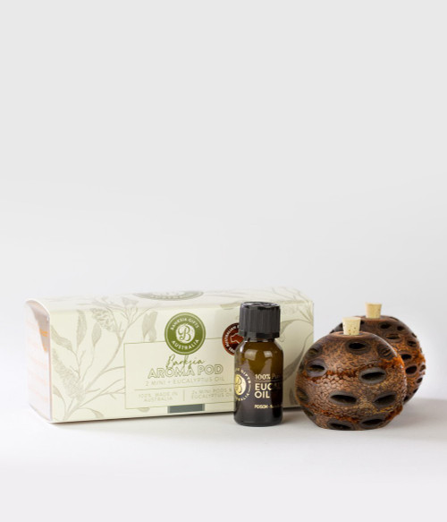 Banksia Gifts Australia - Aroma Pod Double Mini Gift Box