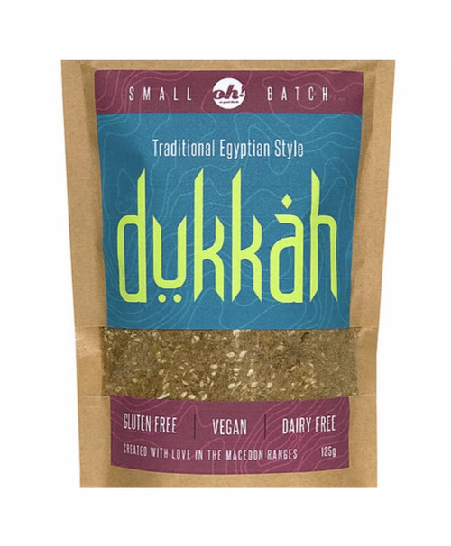 Oh! So good foods - Dukkah - Traditional Egyptian Style - 125gm