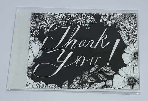 Art Susi - Cards - Printed - Thank you