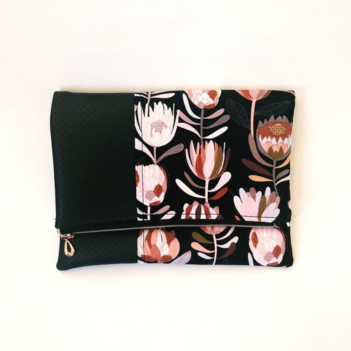 Three Little Rams - Fold Over Clutch Bags