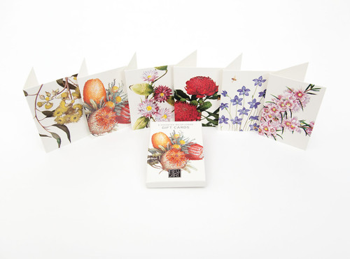 Bell Art - Boxed Cards - Mini Florist Gift Cards - 0139