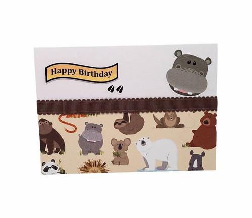 Scrappy Suzy - Cards - Happy Birthdays - Kids