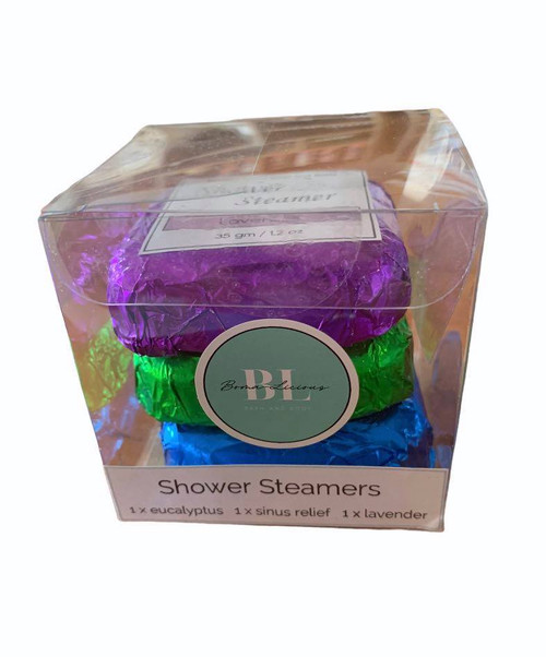 Boma-Licious Bath and Body - Shower Steamer Packs