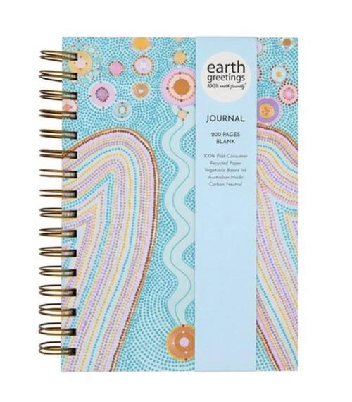 Earth Greetings - Journal (Blank)