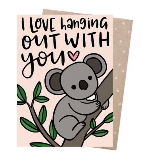 Earth Greetings - Cards - Hangout Koala