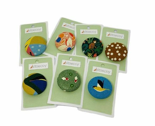 ALittleCoy - Brooches
