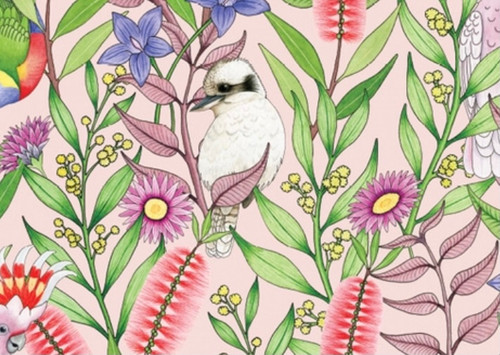 Earth Greetings - Gift wrap - Australian Birdsong