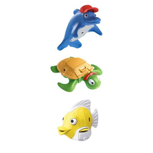 Happy Planet Toys - Reef Rescue Crew