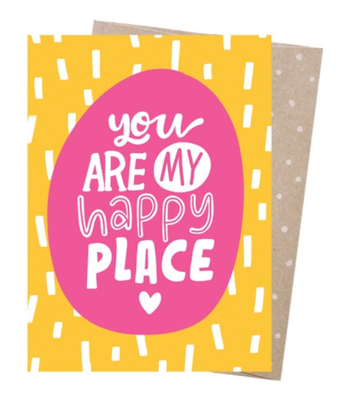 Earth Greetings - Cards - Happy Place