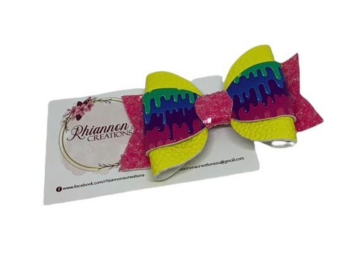 Rhiannons Creations - Layla Bow Clip