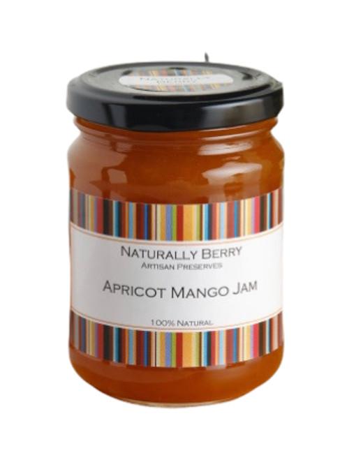 Naturally Berry -Jam - Apricot Mango