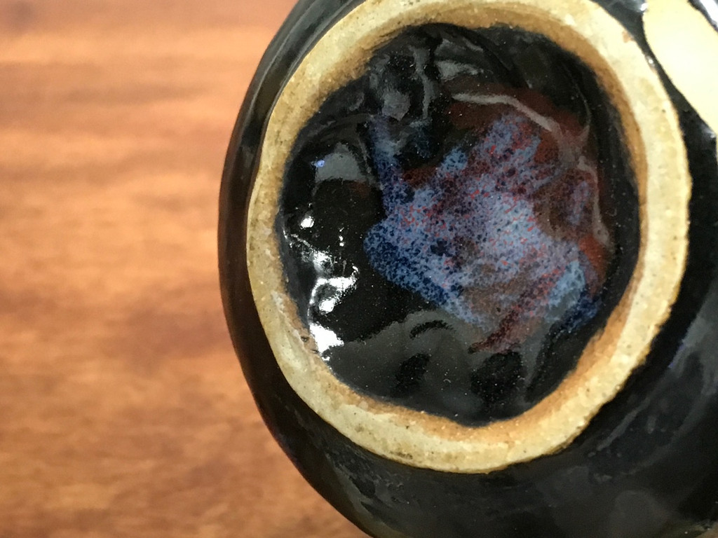 Cosmic Mug, roughly 14-15oz size, Inspired by a Star-Formation Nebula (SK1459)