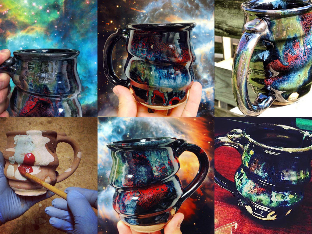 One Random Cosmic Mug with Free Shipping Nationwide