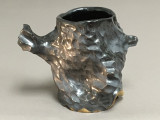 Meteorite Mug, 10-11 ounce size, Inspired by the Willamette Meteorite in the American Museum of Natural History (SP153)