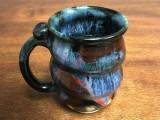 Cosmic Mug, roughly 14-16oz size, Inspired by a Planetary Nebula (SK2568)