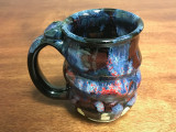 Cosmic Mug, roughly 14oz size, Inspired by a Planetary Nebula (SK3203)