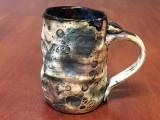 "Blue Lunar/Moon Mug, roughly 12-14 ounces, Inspired by 'Planetary Nebula""  (SK4145)"
