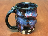 Spiral Cosmic Mug, roughly 12-14oz size, Inspired by a Planetary Nebula (SK4578)