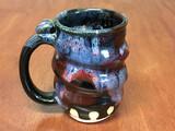 Spiral Cosmic Mug, roughly 12-14oz size, Inspired by a Planetary Nebula (SK4585)