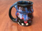 PATRONS ONLY: Cosmic Mug, roughly 10-12oz size, Inspired by a Planetary Nebula (SK4955)