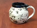 Moon Mug, roughly 10-12 Ounces, (SK5105)
