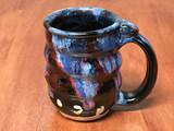 Cosmic Mug, roughly 10-12oz size, Inspired by a Planetary Nebula (SK5248)