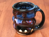 Cosmic Mug, roughly 8-10oz size, Inspired by a Planetary Nebula (SK5250)