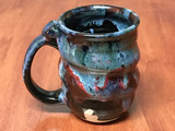 Cosmic Mug, roughly 10-12 ounce size, Inspired by a Star-Formation Nebula (SK5253)