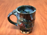 Cosmic Mug, roughly 12-14oz size, Inspired by a Star-Formation Nebula (SK5722)