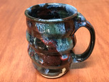 Cosmic Mug, roughly 14-16oz size, Inspired by a Star-Formation Nebula (SK5726)