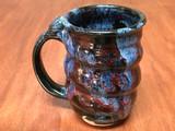 Cosmic Mug, roughly 16-18oz size, Inspired by a Planetary Nebula (SK5729)