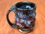Cosmic Mug, roughly 12-14oz size, Inspired by a Planetary Nebula (SK5734)