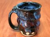 Cosmic Mug, roughly 10-12oz size, Inspired by a Planetary Nebula (SK5736)