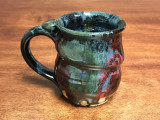 Cosmic Mug, roughly 15 ounce size, Inspired by a Star-Formation Nebula (SP252)