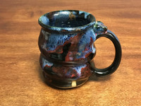 Cosmic Mug, roughly 12-14oz size, Inspired by a Planetary Nebula (SK951)