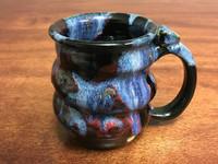 Cosmic Mug, roughly 14-16oz size, Inspired by a Planetary Nebula (SK992)