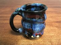 Cosmic Mug, roughly 12-14oz size, Inspired by a Planetary Nebula (SK3491)