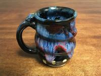 Cosmic Mug, roughly 12-14oz size, Inspired by a Planetary Nebula (SK3492)