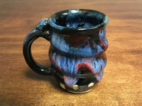 Cosmic Mug, roughly 12-14oz size, Inspired by a Planetary Nebula (SK3492)