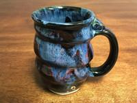 Cosmic Mug, roughly 12-14oz size, Inspired by a Planetary Nebula (SK3493)