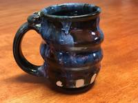 Cosmic Mug, roughly 14-16oz size, Inspired by a Planetary Nebula (SK3799)