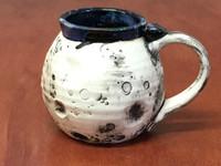 Moon Mug, roughly 10-12 Ounces, (SK5106)
