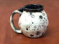 Moon Mug, roughly 10-12 Ounces, (SK5107)