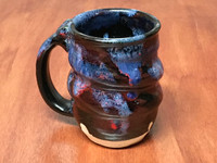 Cosmic Mug, roughly 10-12oz size, Inspired by a Planetary Nebula (SK5246)
