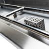 """CSA Certified Burner Pan Kit - 30"""" x 10"""" H-Burner - Interior"""
