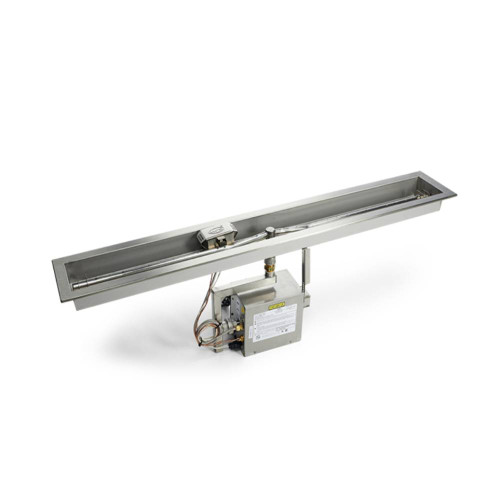 HPC Fire Linear Burner with Remote Start